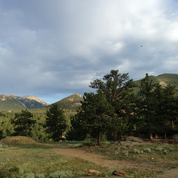 Photo taken at YMCA of the Rockies by Tracy H. on 7/10/2013