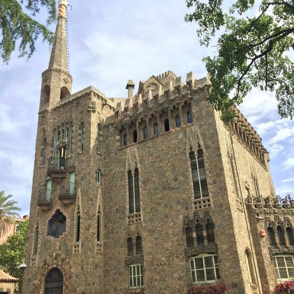 Foto tomada en Torre Bellesguard por César C. el 8/29/2017