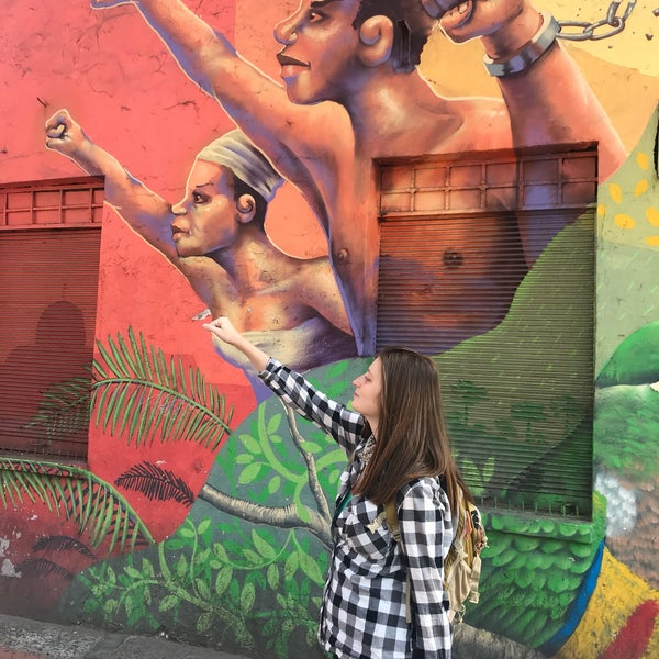 Das Foto wurde bei Barrio Bellas Artes von Alexey M. am 6/20/2018 aufgenommen