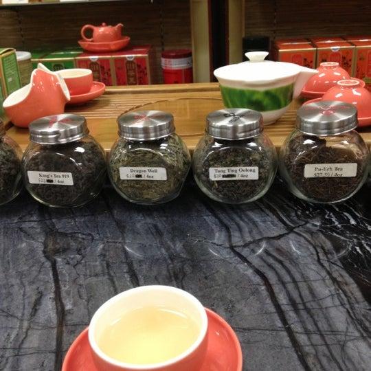 Tenren S Tea Now Closed Chinatown 949 Grant Ave