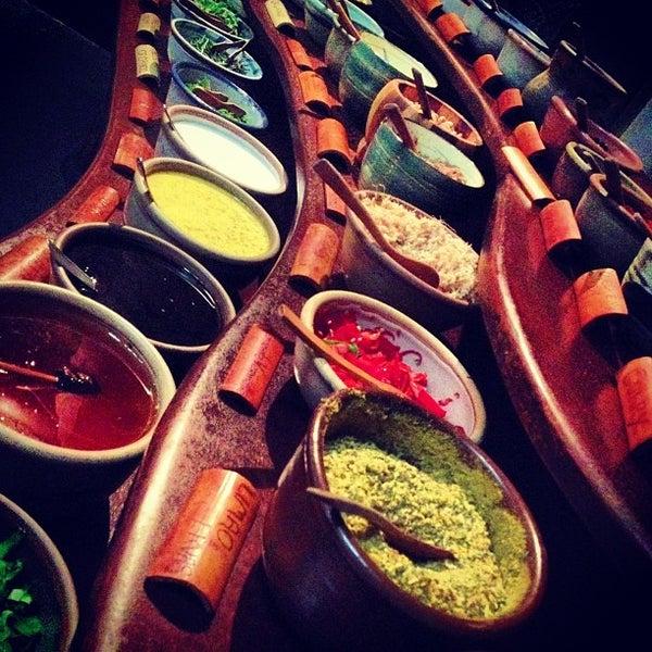 Foto tirada no(a) Tantra Restaurante por Miguel M. em 7/9/2013