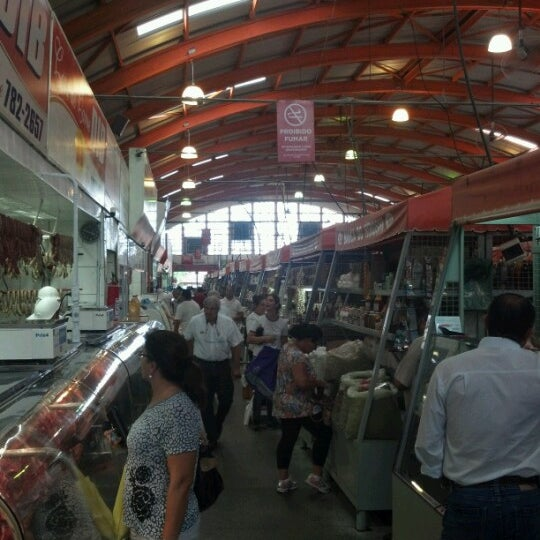 Photo taken at Mercado Municipal Antônio Valente by Hudson R. on 1/10/2013