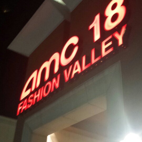Photo taken at AMC Fashion Valley 18 by Bader A. on 9/16/2013