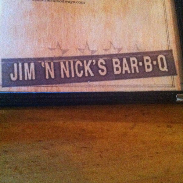 Photo taken at Jim 'N Nick's Bar-B-Q by Abeiah L. on 1/20/2013