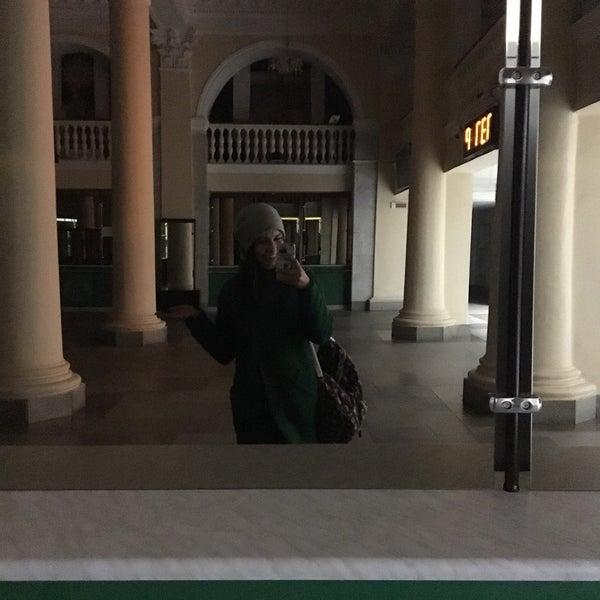 Das Foto wurde bei Научная библиотека БНТУ von Katya am 4/21/2017 aufgenommen