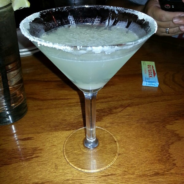 Photo taken at Outback Steakhouse by Taylor H. on 9/28/2013