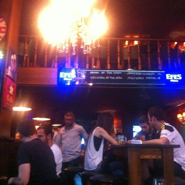 Photo taken at Millwall English Pub by Sait D. on 8/21/2013