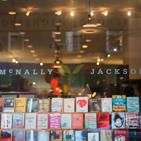 As one of the most comprehensive independent bookstores in the city, McNally Jackson hosts speakers like Lena Dunham and Tavi Gevinson.