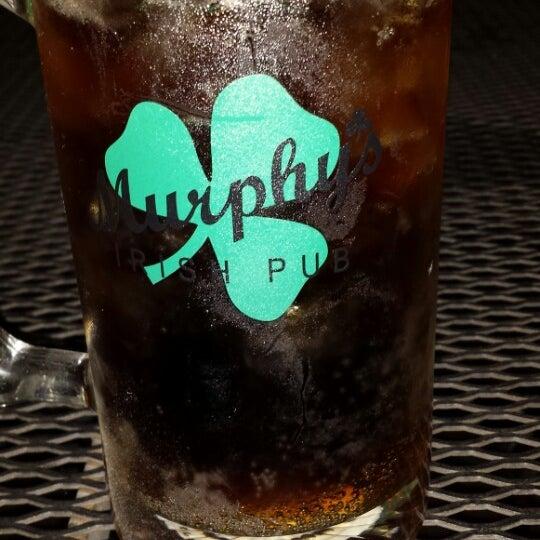 Photo taken at Murphy's Irish Pub by Alyssa M. on 8/30/2013