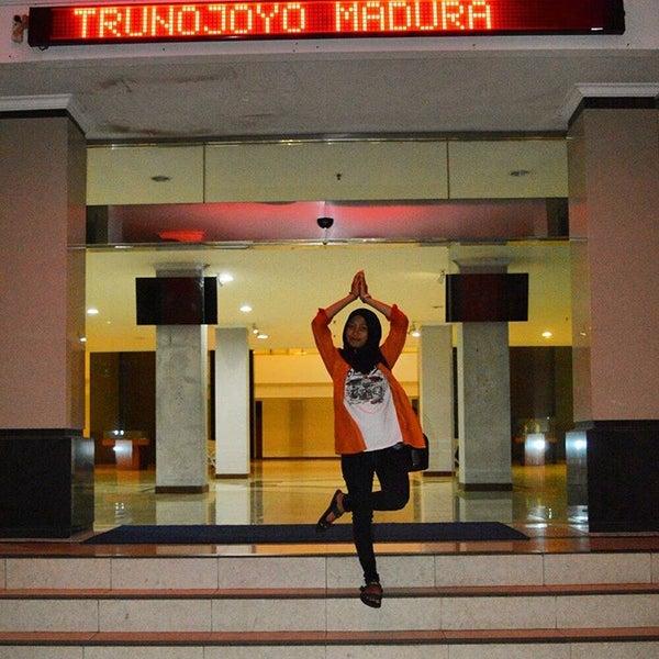 Photos at universitas trunojoyo madura jl raya telang photo taken at universitas trunojoyo madura by isroatul a on 10112015 thecheapjerseys Gallery