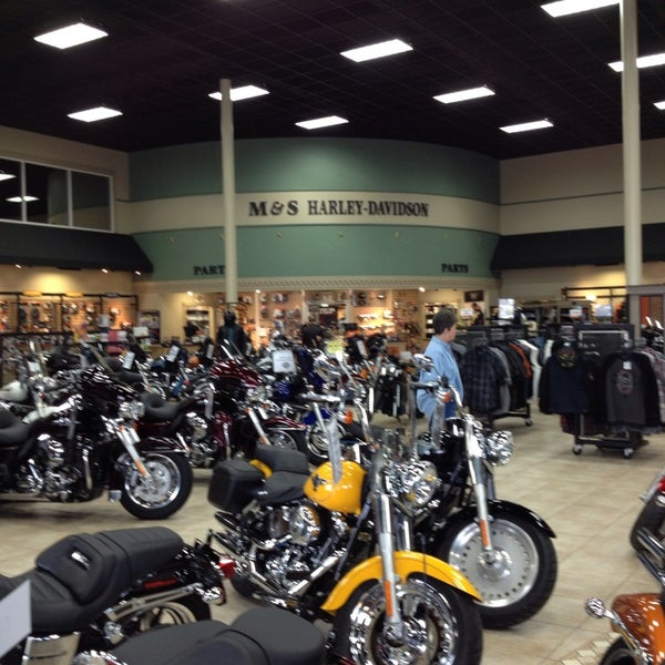 M & S Harley-Davidson - 2 tips from 186 visitors