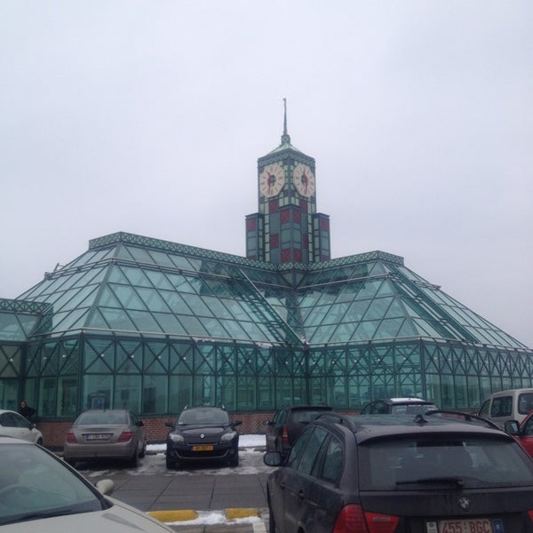 Photo taken at Wijnegem Shopping Center by Manu R. on 1/19/2013