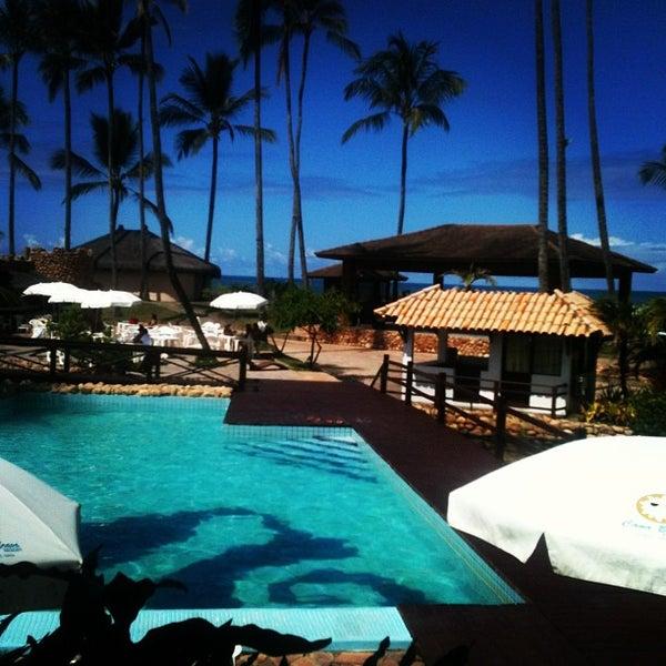 Foto tirada no(a) Cana Brava Resort por Raphael F. em 3/24/2013