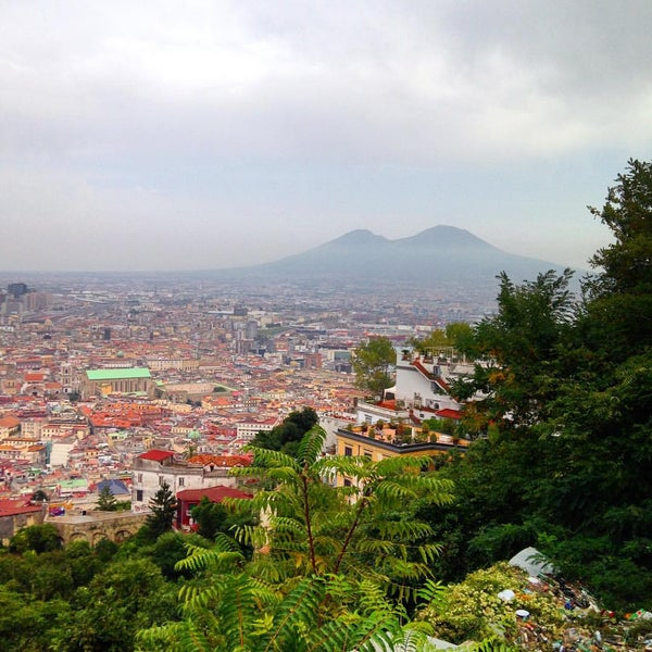 Photo taken at Largo San Martino by Mustafa Ç. on 9/19/2015