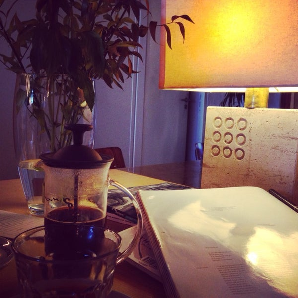 Photo taken at Lokaal Espresso by D S. on 5/10/2014