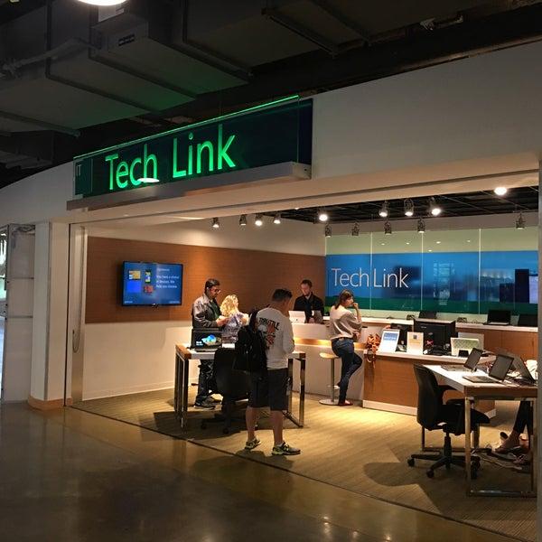 Microsoft Seattle Office: Microsoft Techlink