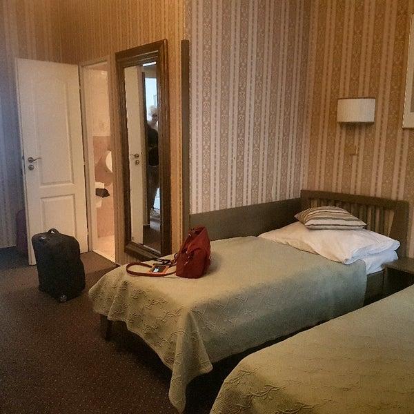 Photo taken at Hotel Salvator by Manu R. on 4/29/2017