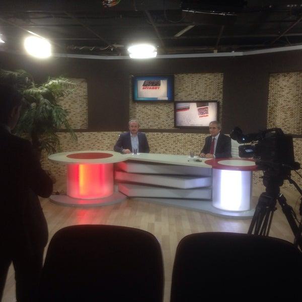 10/26/2015 tarihinde İbrahim 👈 M.ziyaretçi tarafından Rumeli Tv'de çekilen fotoğraf