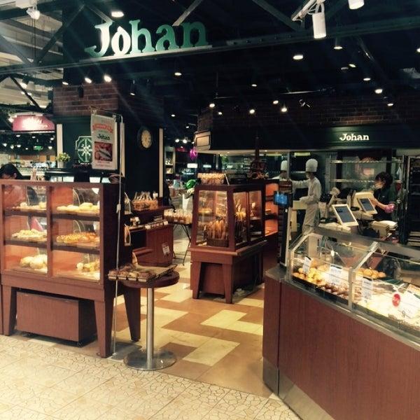 Photo taken at Johan Café by Malkoç Y. on 11/19/2014