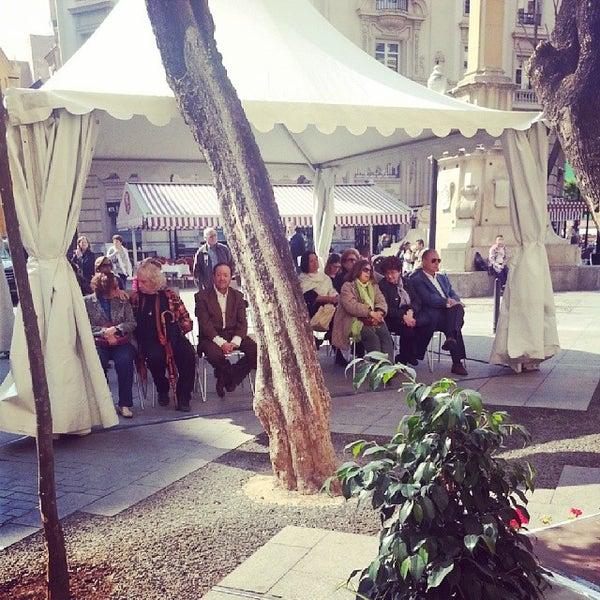 Foto tomada en Museo Ramón Gaya por Violeta N. el 3/21/2014