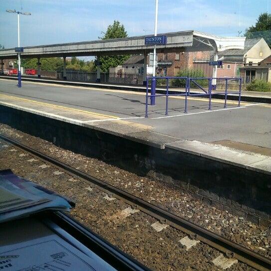 Taunton Station Main Car Park Taunton