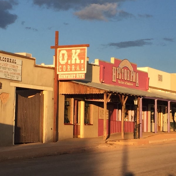 Photo taken at O.K. Corral by Adam A. on 9/15/2015