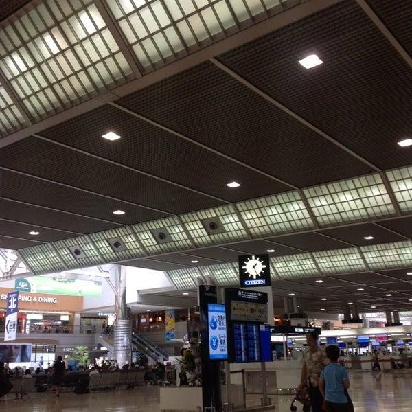 Photo taken at Narita International Airport (NRT) by Kullakaln G. on 7/15/2013