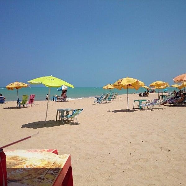 รูปภาพถ่ายที่ Praia de Guaxuma โดย Fabianodsp T. เมื่อ 9/21/2014