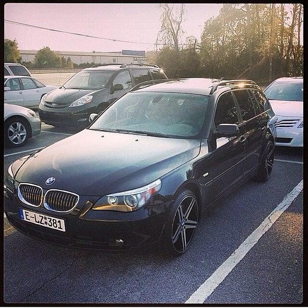 Crown BMW