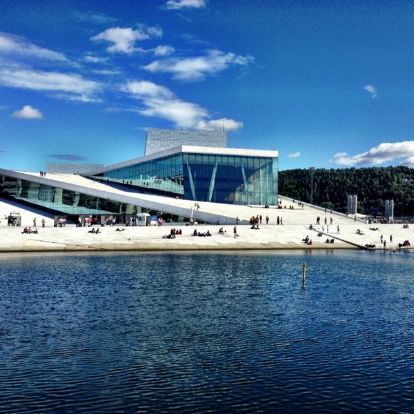 Where's Good? Holiday and vacation recommendations for Oslo, Norway. What's good to see, when's good to go and how's best to get there.