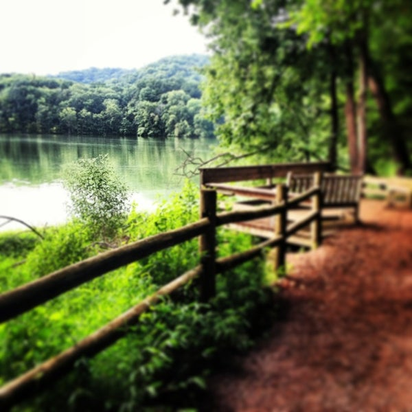 Photo taken at Radnor Lake State Park by Melissa R. on 8/17/2013