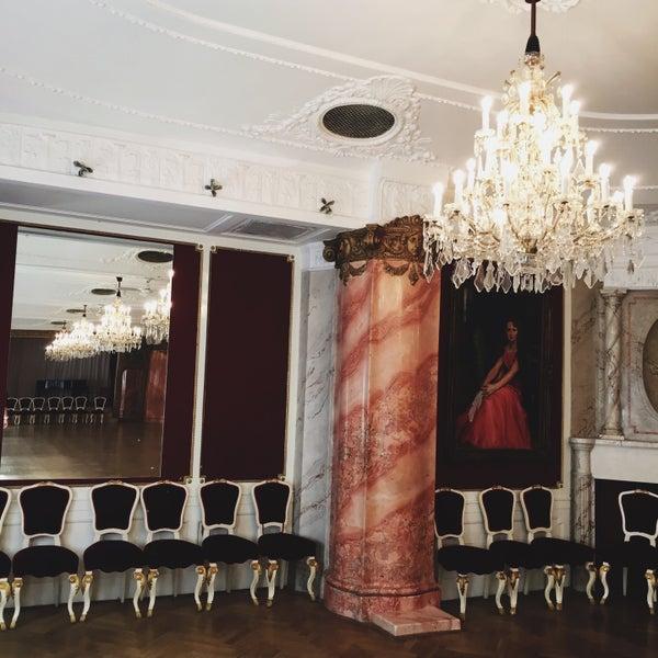 Photo taken at Palác Lucerna by Adley on 5/14/2017