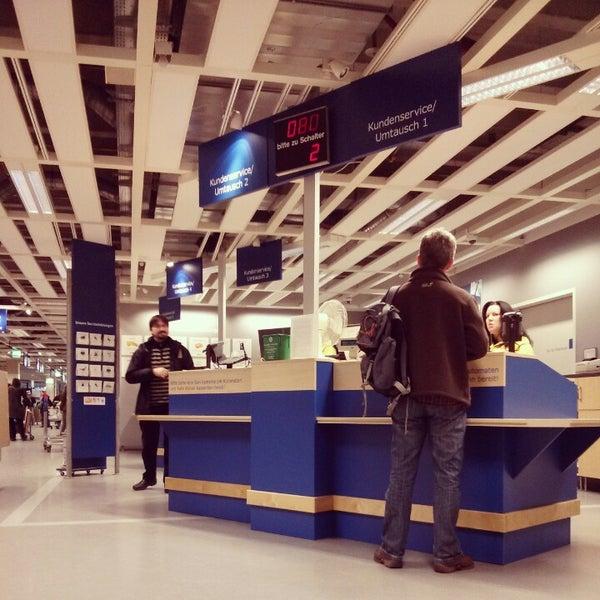 Photo taken at IKEA by Thomas S. on 1/4/2013