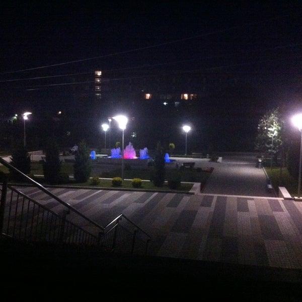 Снимок сделан в Санаторно-курортный комплекс «Русь» пользователем Boryusick 7/15/2014
