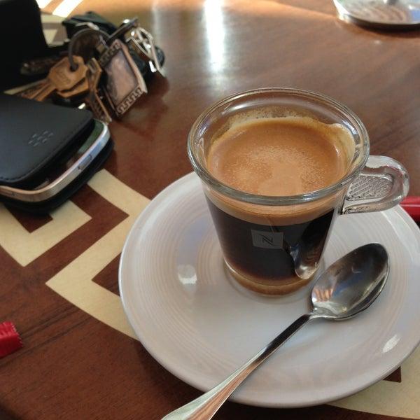Photo taken at Café Diwan by Youssef B. on 4/13/2013