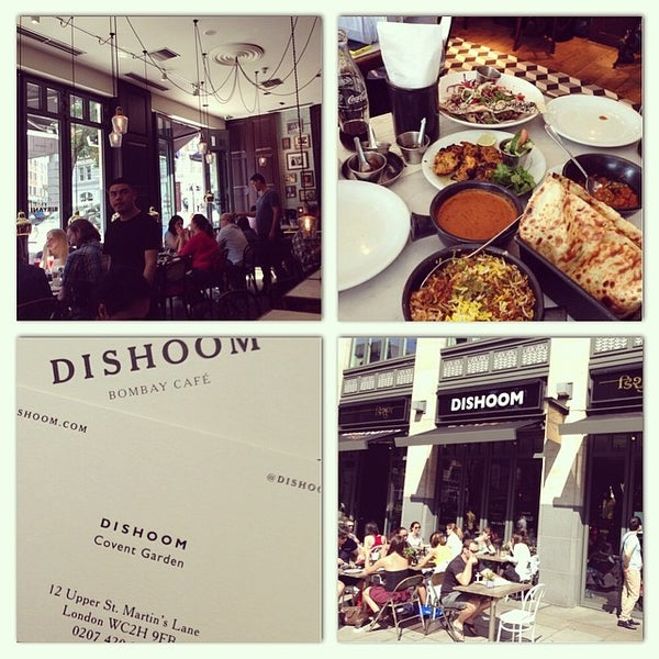 Photo taken at Dishoom by Naif on 5/18/2014