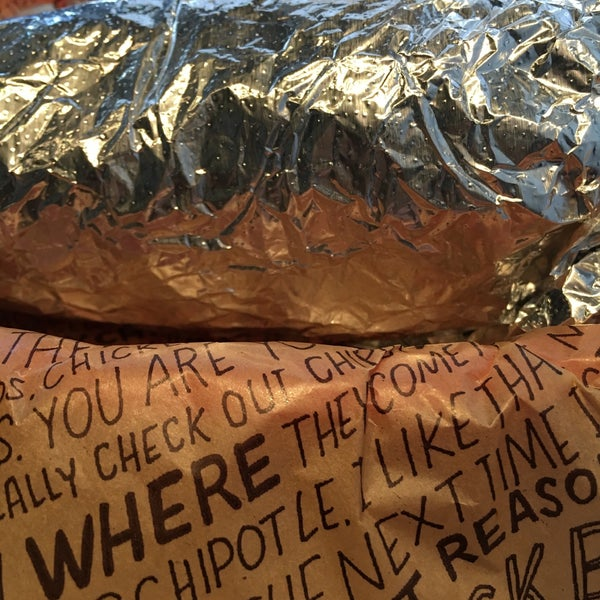 Photo taken at Chipotle Mexican Grill by Mathias J. on 1/4/2016