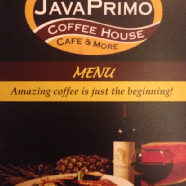 Photo taken at JavaPrimo Coffee House by Hein Klaus H. on 1/11/2014