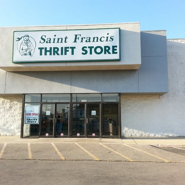 St francis thrift store huber heights thrift vintage for Best consignment stores nyc