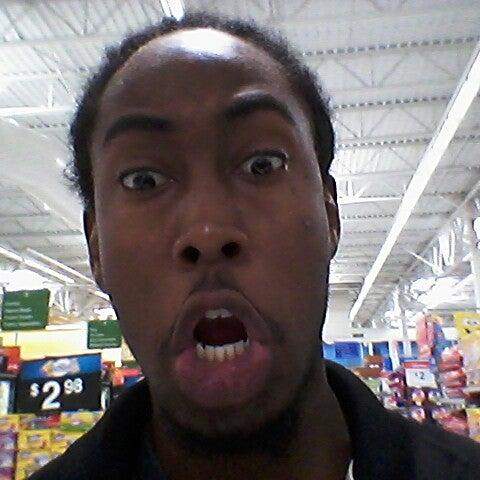 Photo taken at Walmart Supercenter by Quace F. on 7/21/2013