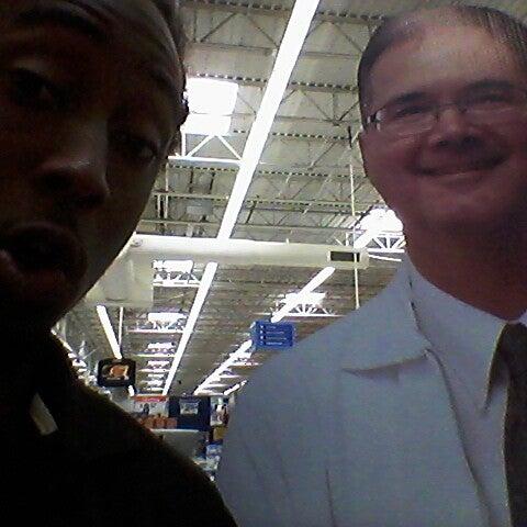 Photo taken at Walmart Supercenter by Quace F. on 7/20/2013