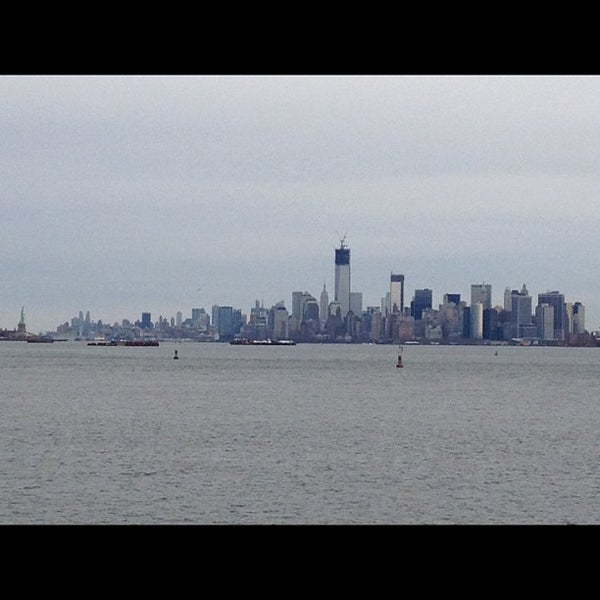 Photo taken at New York Harbor by Nikki B. on 11/25/2012