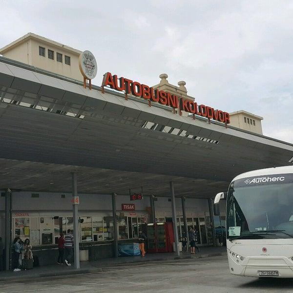 Photo taken at Autobusni Kolodvor Dubrovnik | Dubrovnik Bus Station by Mohamed Saleh on 5/9/2017