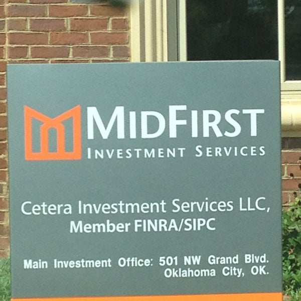 Midfirst bank oklahoma city ok