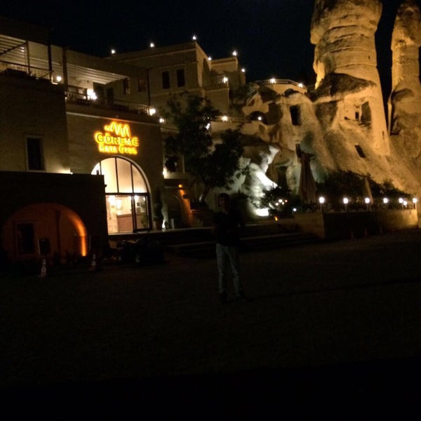 7/19/2016 tarihinde Erbayziyaretçi tarafından Sos Cave Hotel'de çekilen fotoğraf