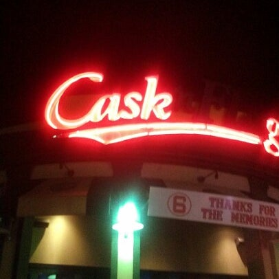 Photo taken at Cask 'n Flagon by David D. on 11/14/2012