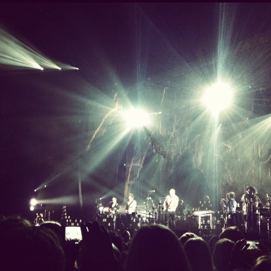 Photo taken at AFAS Live by Earng S V. on 11/7/2012