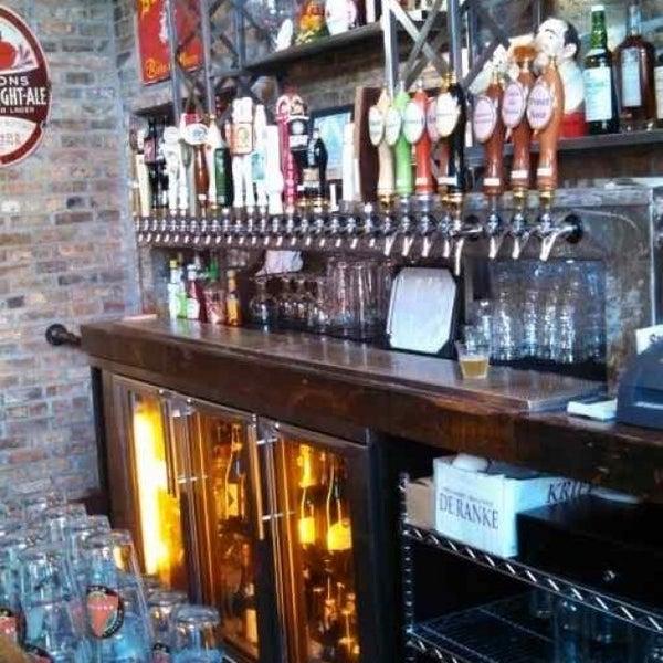 Photo taken at Hopleaf Bar by mattygroves on 8/23/2013