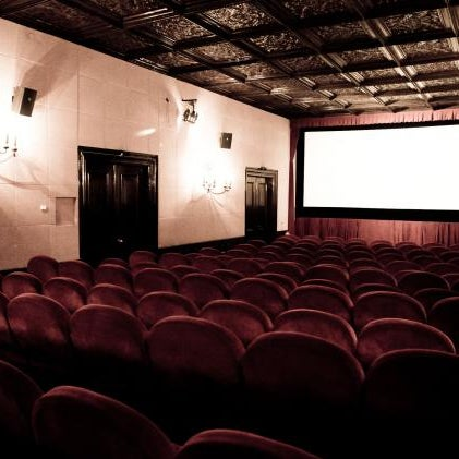 Photo taken at Kino Pod Baranami by Kino Pod Baranami on 10/5/2013
