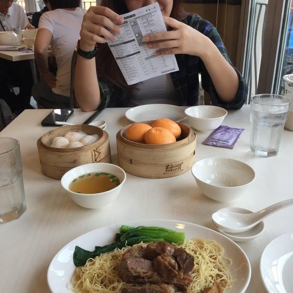 Photo taken at Crystal Jade Kitchen 翡翠小厨 by Siu P. on 3/8/2015